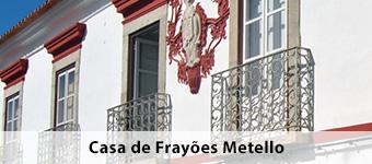 Casa de Frayoes Metello