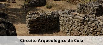 Circuito Arqueologico da Cola