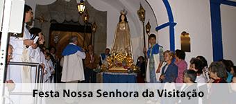 Festa Nossa Senhora da Visitacao