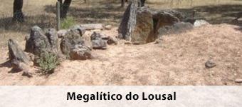 Megalitico do Lousal