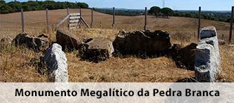Monumento Megalitico da Pedra Branca