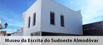 Museu da Escrita do Sudoeste Almodovar