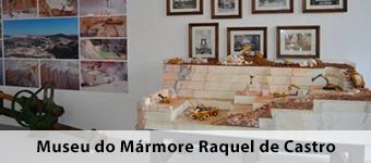 Museu do Marmore Raquel de Castro