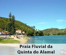 Praia Fluvial da Quinta do Alamal