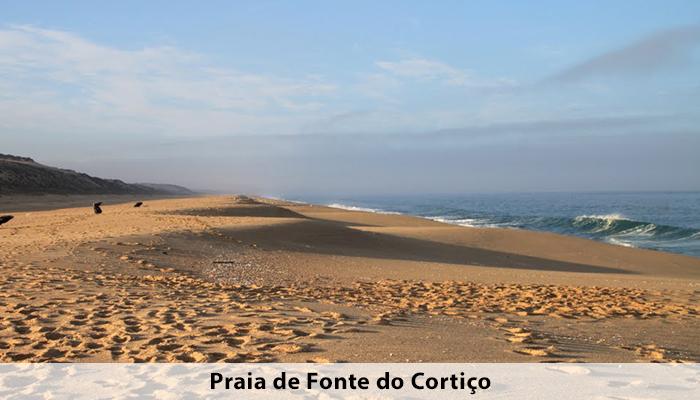 Praia Fonte do Cortico