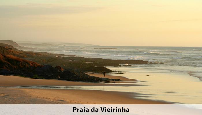 Praia da Vieirinha