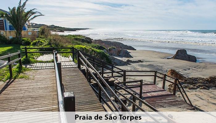 Praia de Sao Torpes