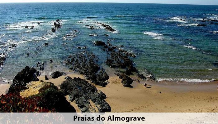 Praias do Almograve