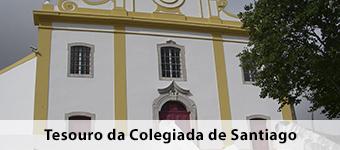 Tesouro da Colegiada de Santiago