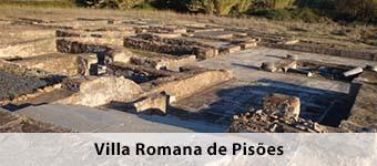 Villa Romana de Pisoes