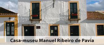 casa-museu Manuel Ribeiro de Pavia