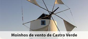 moinhos de vento de Castro Verde