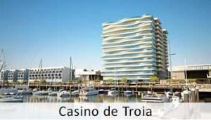 Casino de Troia