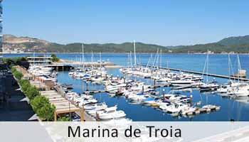 Marina de Troia