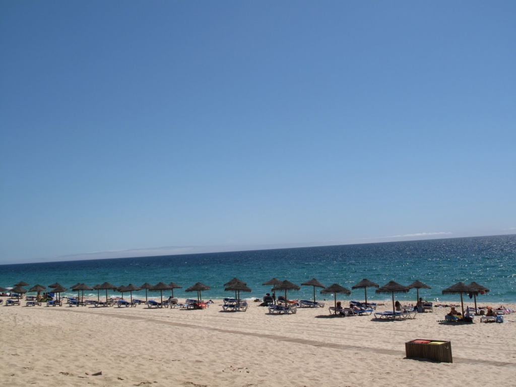Praia de Soltroia