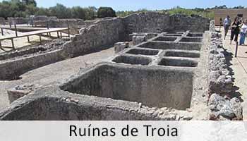 ruinas troias
