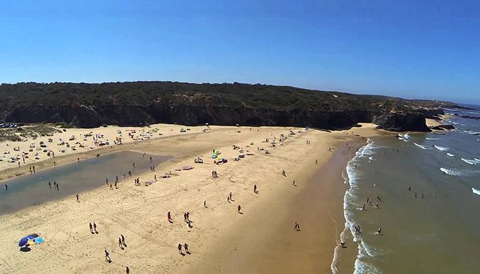 1-praia das furnas vila nova de milfontes