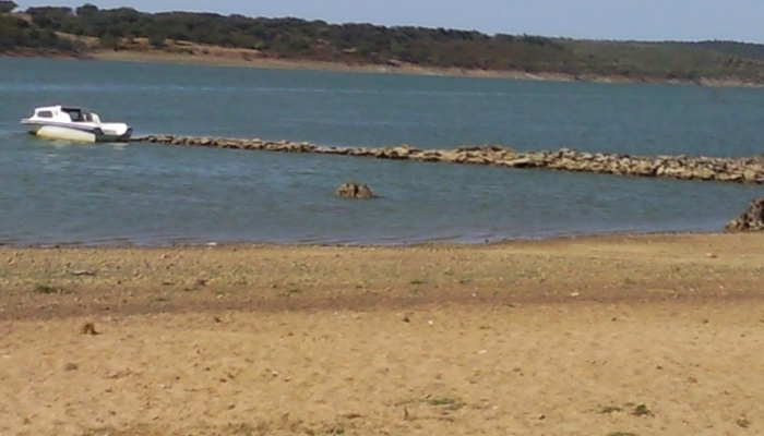 3-Alqueva – Praia Fluvial de Cheles