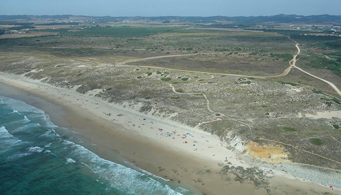 4-Vila Nova de Milfontes Praia do Buzinheiro