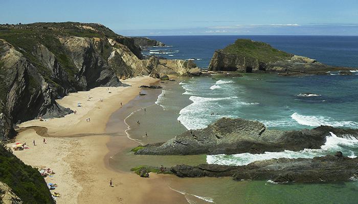 5-Praia da Zambujeira do Mar