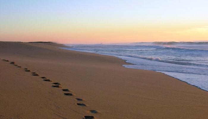 9-Praia da Costa de Santo André