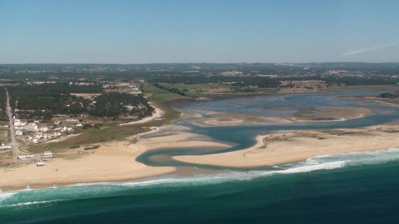 Praia da Costa de Santo Andre