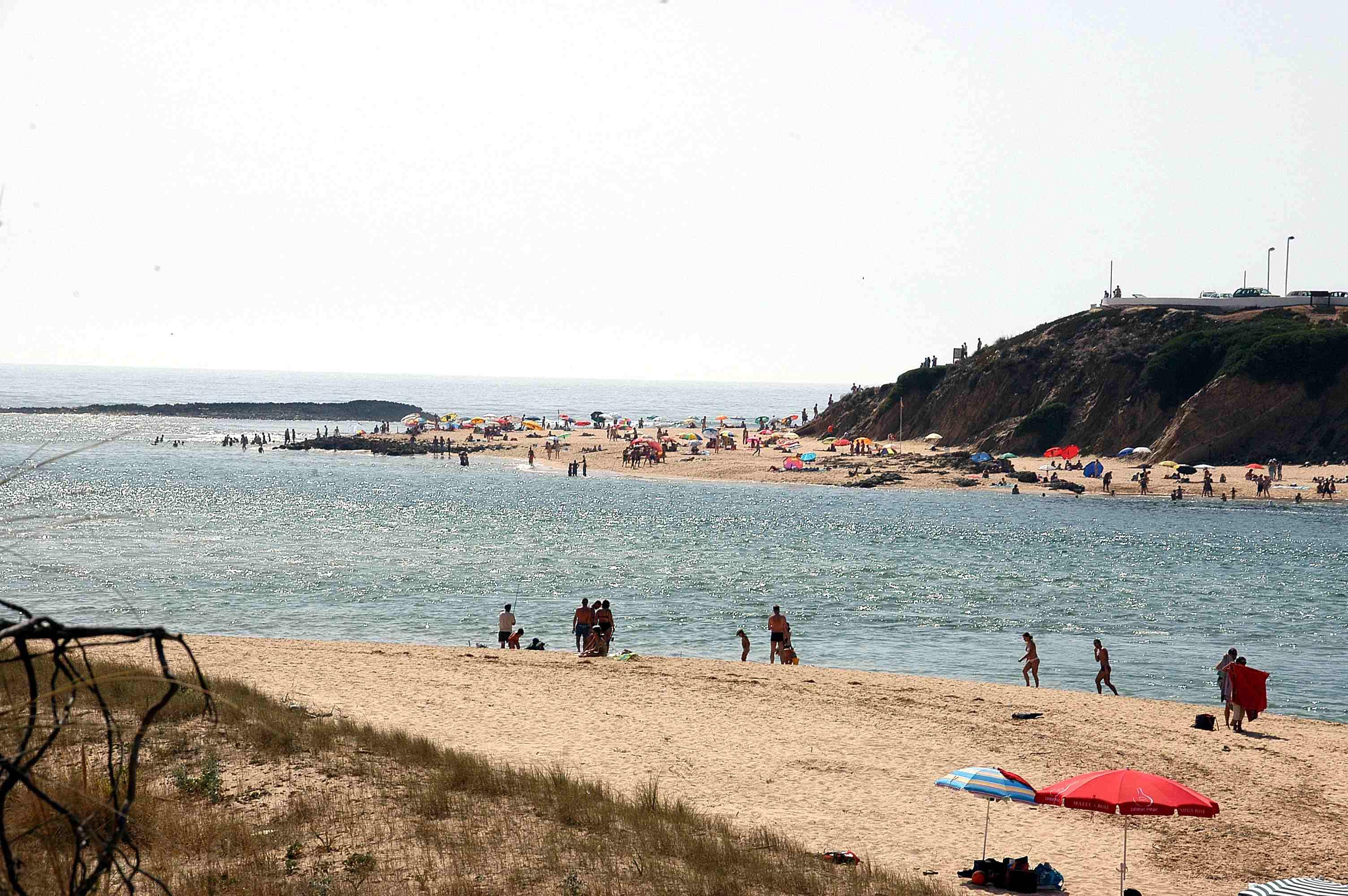 Praia do Farol  vila nova de milfontes