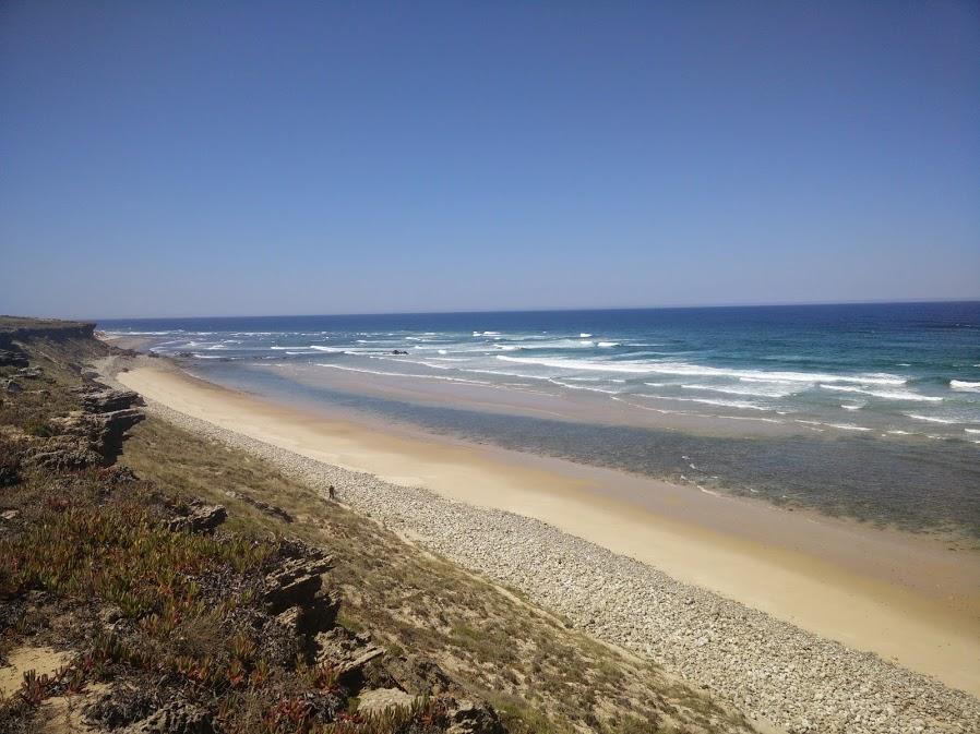 Vila Nova de Milfontes Praia de Aivados