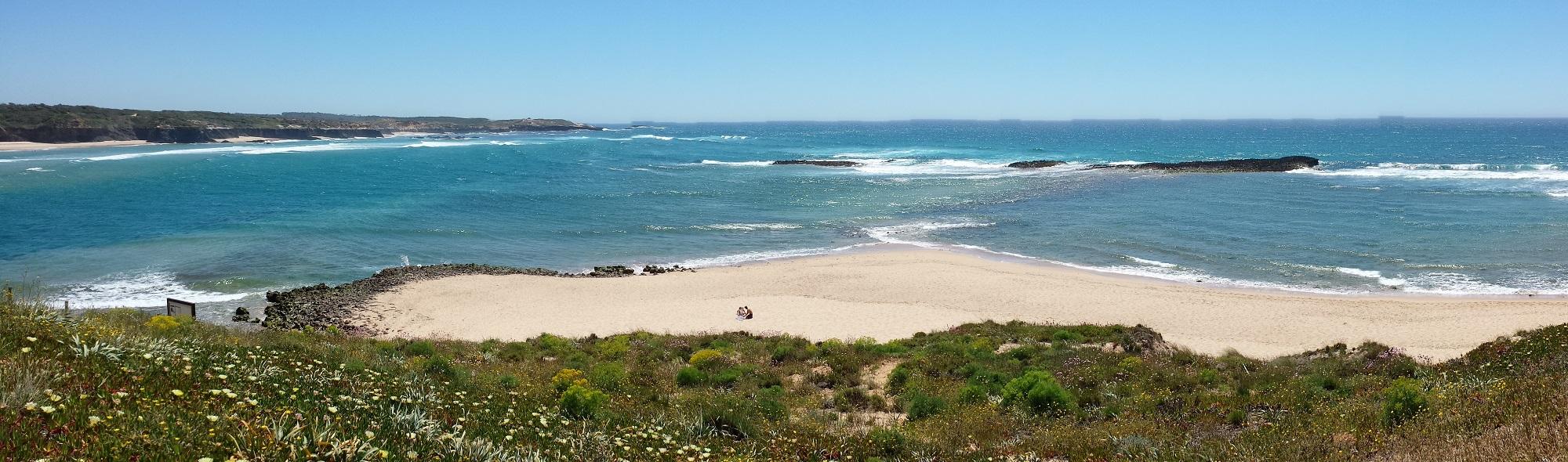praia das furnas vila nova de milfontes