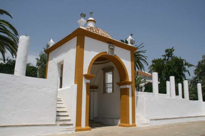 Antigo Palacio Episcopal e Jardim da Verbena