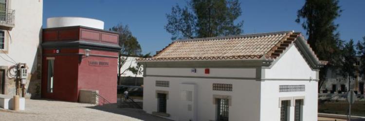 Centro Interpretativo do Abastecimento de Agua a Tavira