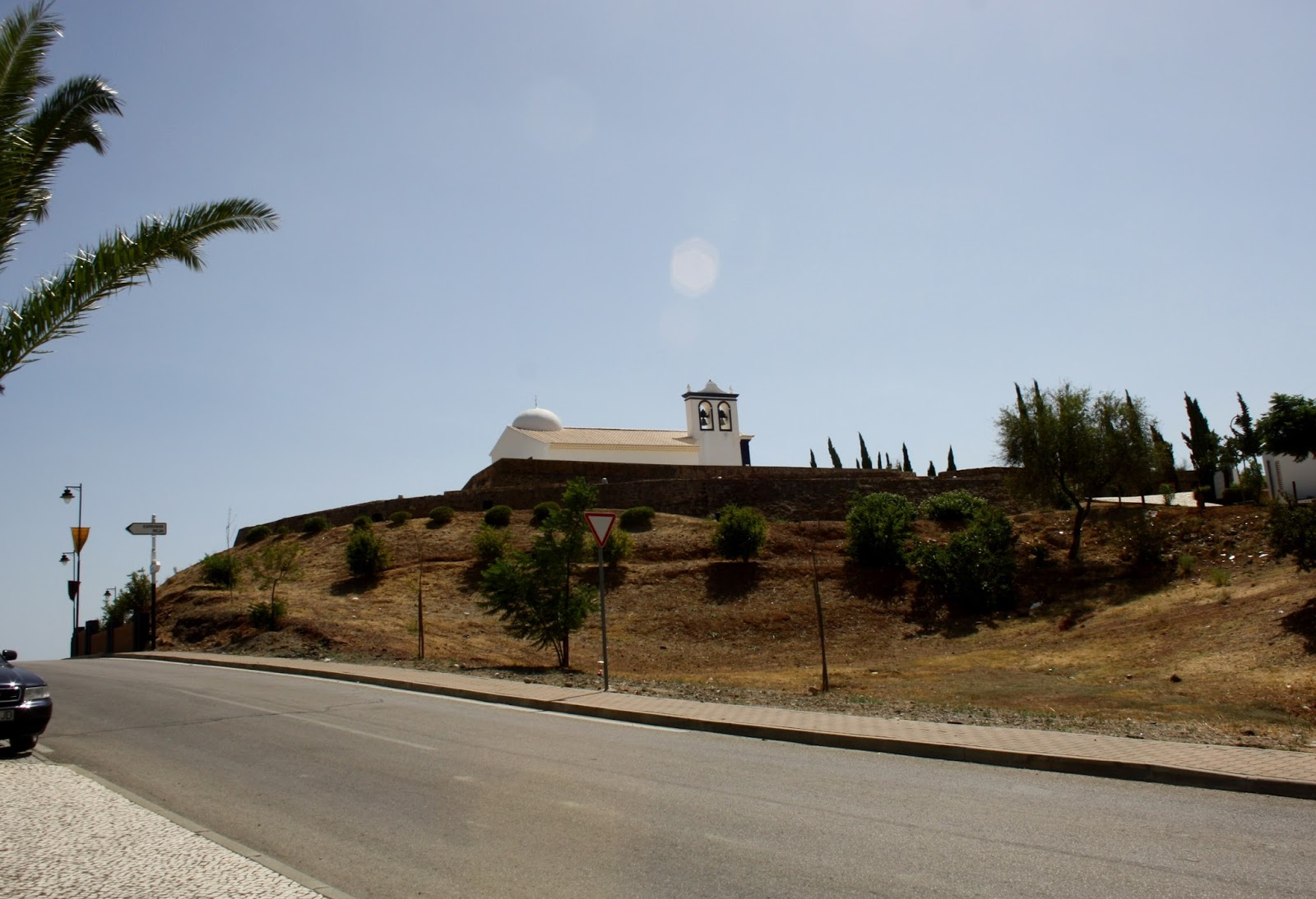 Colina do Revelim de Santo Antonio