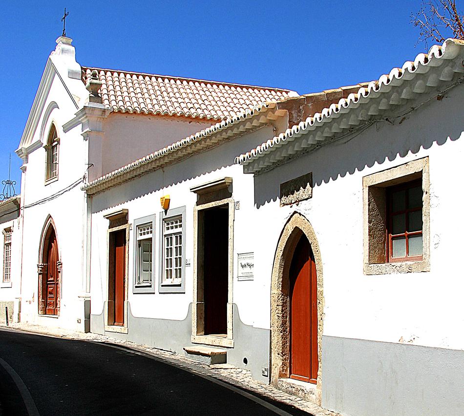 Edificio da Antiga Albergaria