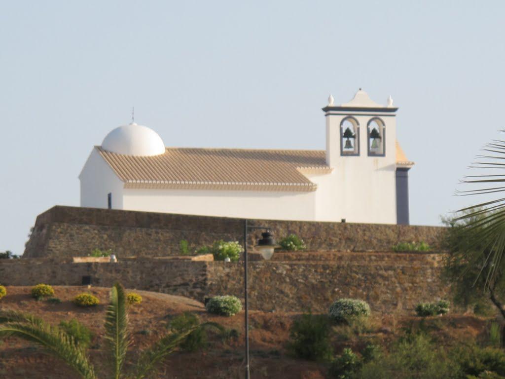 Ermida e o Revelim de Santo Antonio