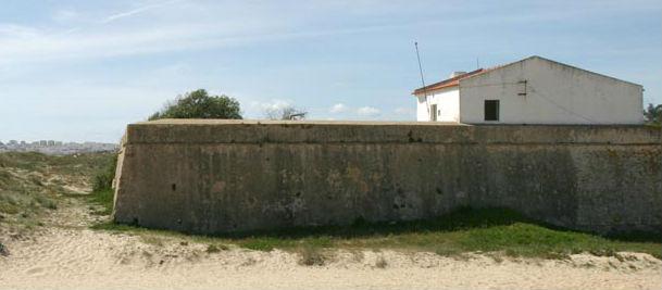 Forte da Meia Praia