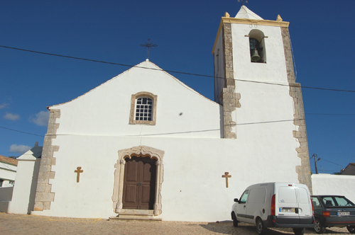 Igreja Matriz da Raposeira