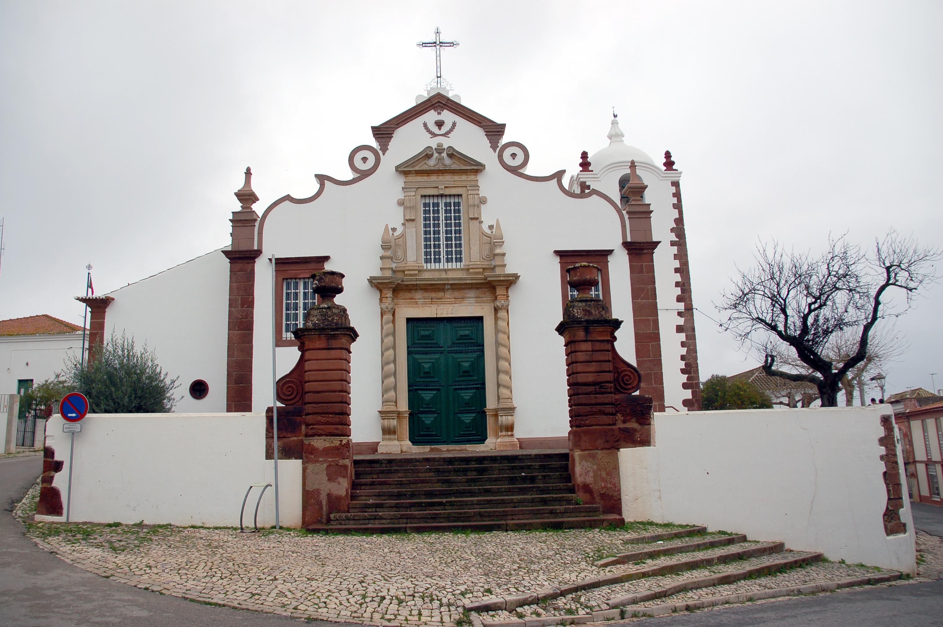 Igreja Matriz de S.B. Messines