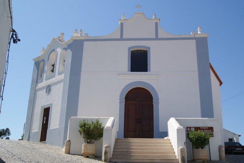 Igreja da Misericordia de Aljezur