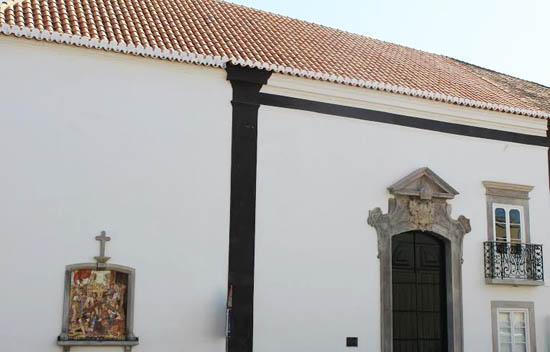 Igreja de Sao Pedro Goncalves Telmo