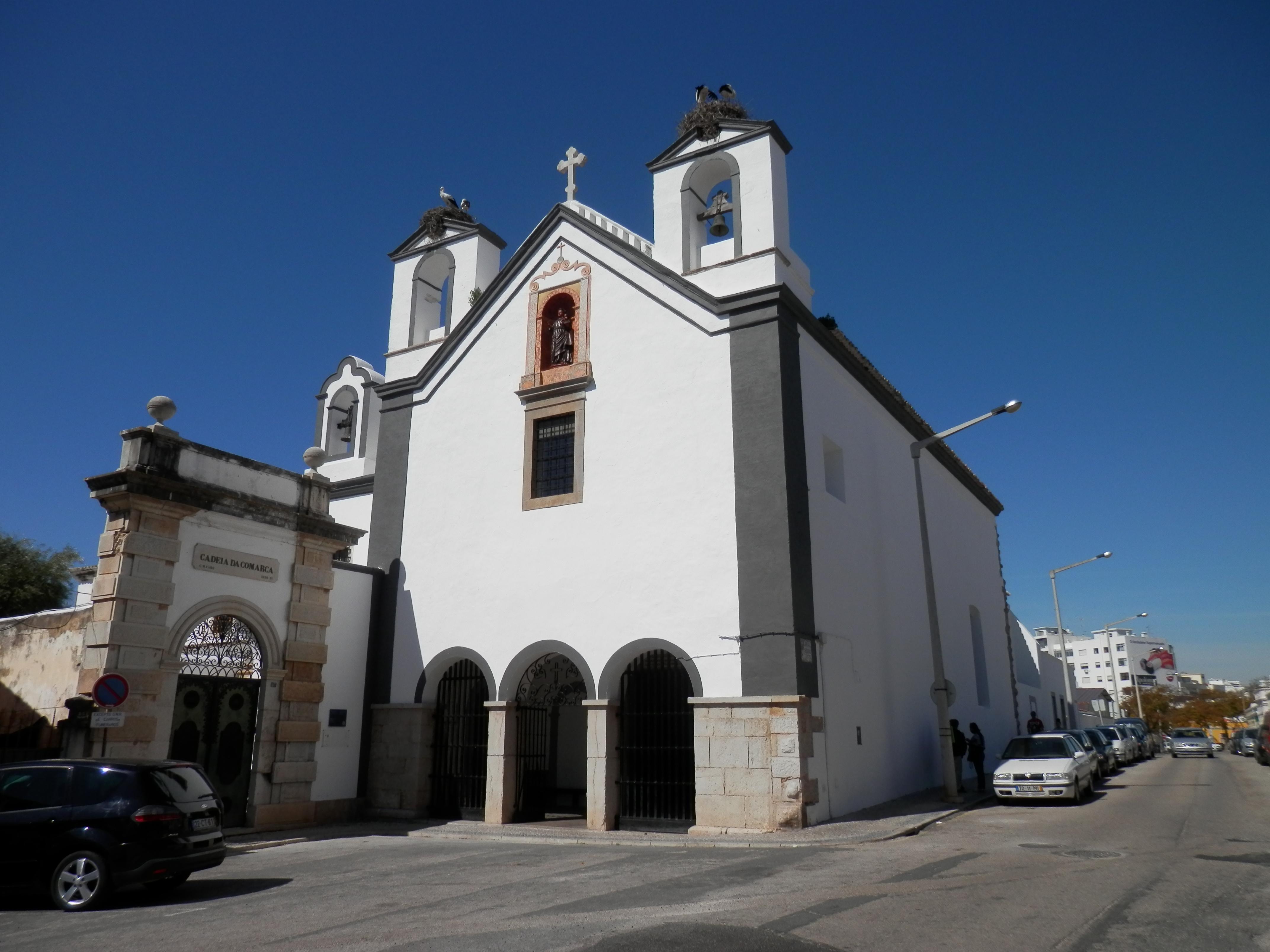 Igreja do Convento de Santo Antonio dos Capuchos
