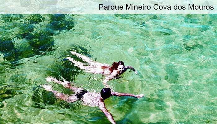Parque Mineiro Cova dos Mouros