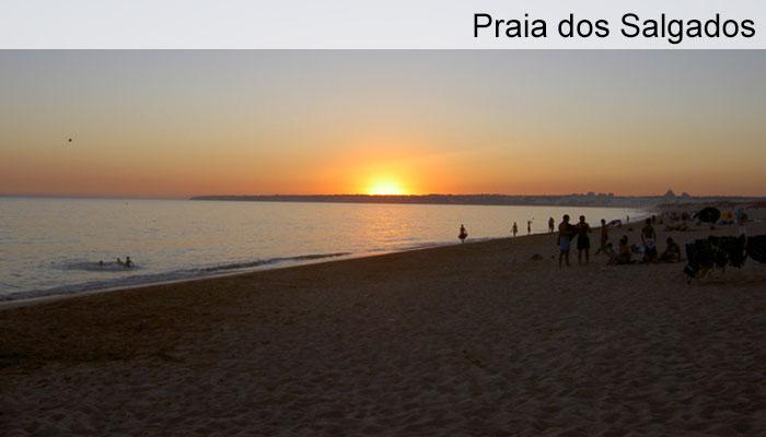 Praia Salgados