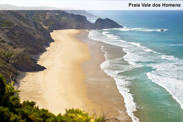 Praia Vale dos Homens
