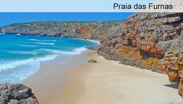 Praia das Furnas
