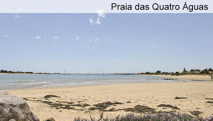 Praia das Quatro Aguas
