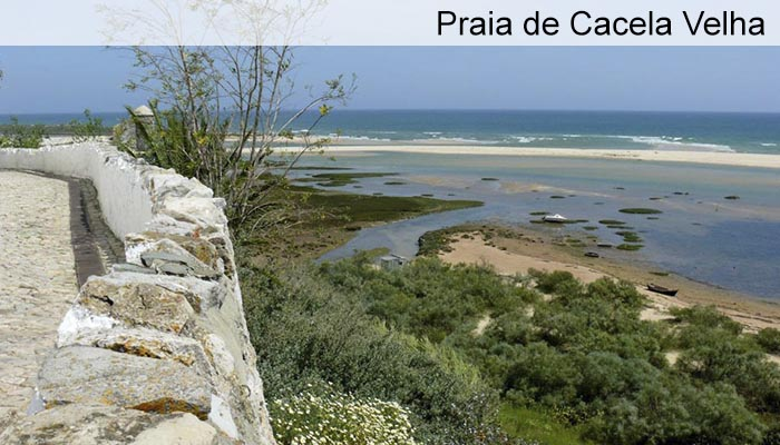 Praia de Cacela Velha