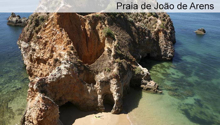 Praia de Joao de Arens