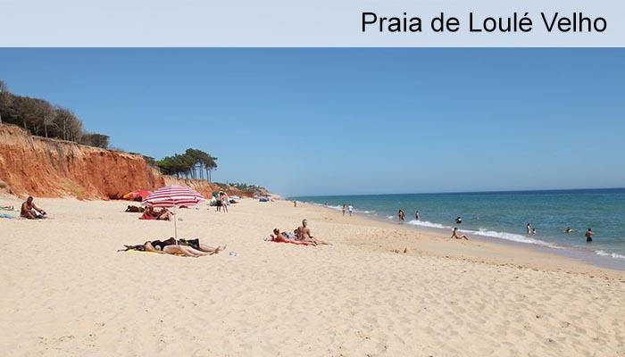 Praia de Loule Velho