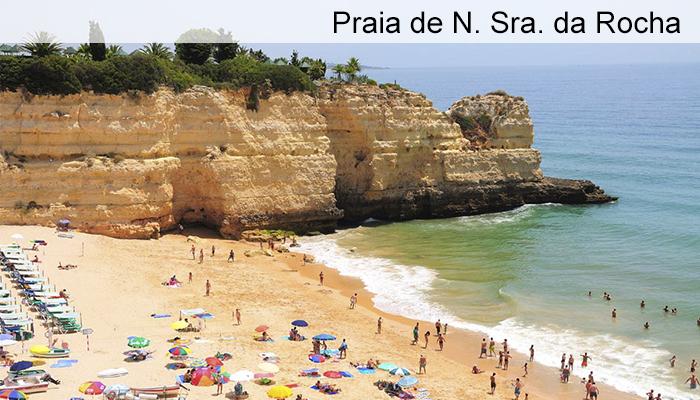 Praia de N. Sra. da Rocha