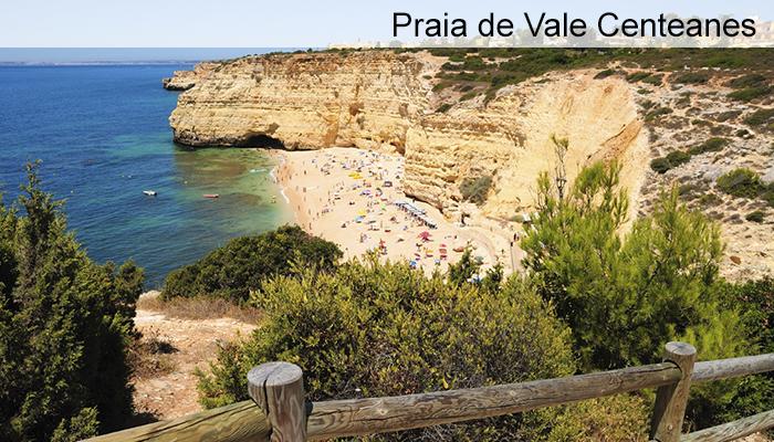 Praia de Vale Centeanes